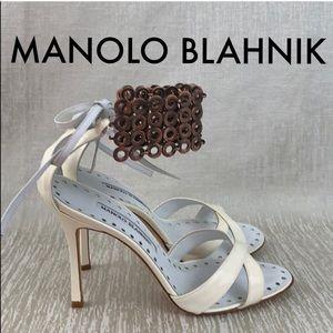 🆕 MANOLO BLAHNIK NEW HEELS 💯AUTHENTIC